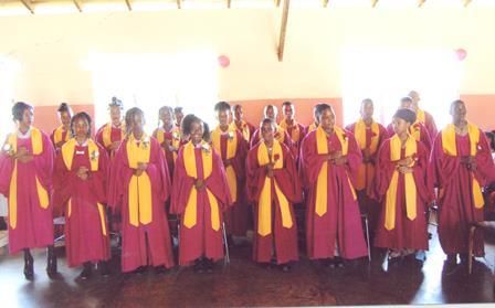 Beersheba Graduating Class 2017